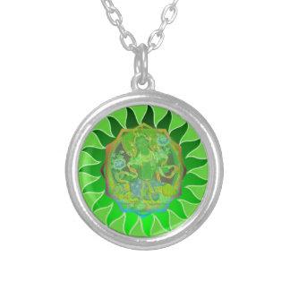 Green Tara Necklace