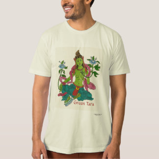 Green Tara Tee Shirts