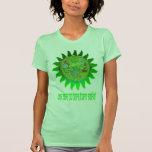 Green Tara Yoga Top T-shirt
