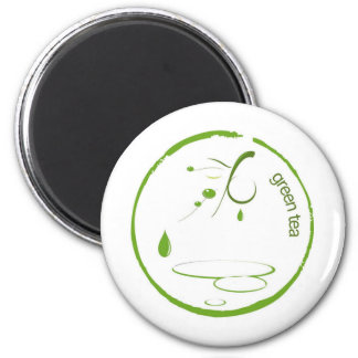 Green Tea 1 Magnet