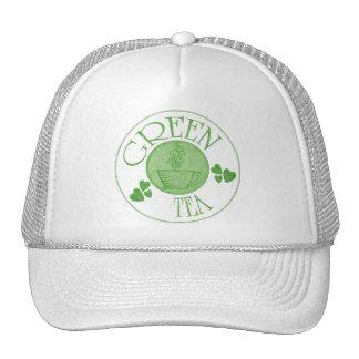Green Tea Hat