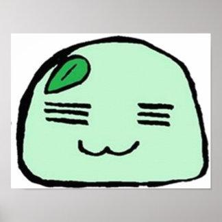 Green Tea Mochi Posters