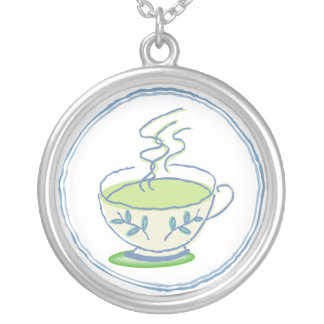 Green Tea Necklace