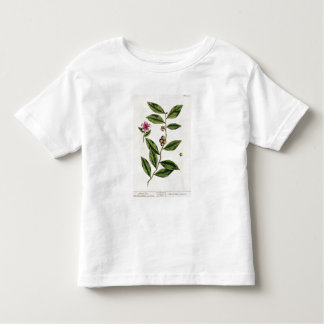 Green Tea, plate 351 from 'A Curious Herbal', publ Toddler T-shirt