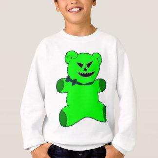 Green Teddy Sweatshirt