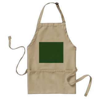 Green Template Adult Apron