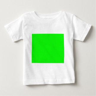 GREEN TEMPLATE easy add TEXT n PHOTO match wall T Shirt