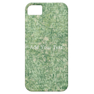 Green Textured Background by Shirley Taylor iPhone SE/5/5s Case
