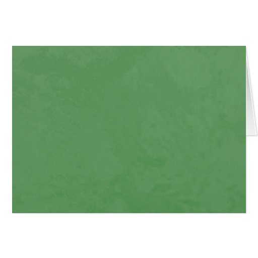 Green Textured Greeting Card