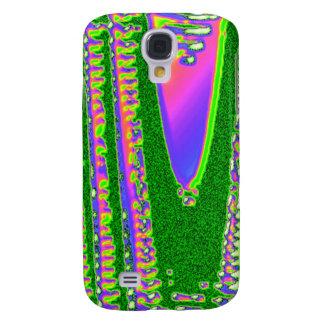 Green THEME - Harvest Festival Galaxy S4 Case