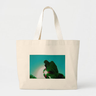 Green Thinker by jammer Tote Bag