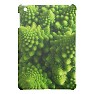 Green three dimensional Fractals Case For The iPad Mini