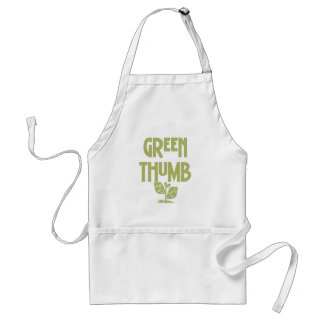Green Thumb Adult Apron