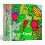 Green Thumb Binder - Avery Signature Binder