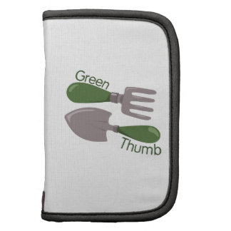 Green Thumb Folio Planners