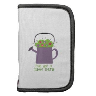 Green Thumb Folio Planner