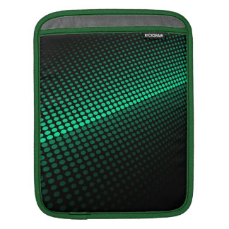 Green Tiles Sleeve For iPads