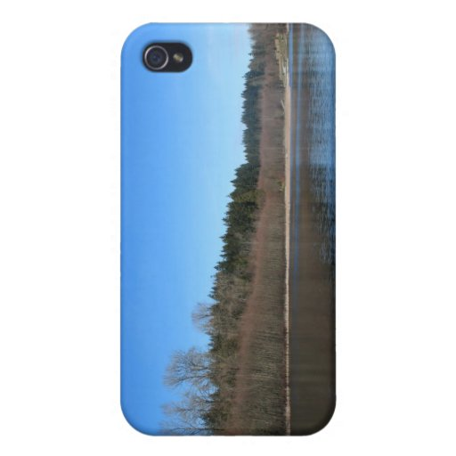 Green Timber Park, BC, Canada iPhone 4 Case