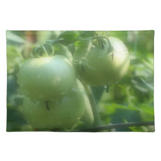 Green Tomatoes Nature American MoJo Placemat