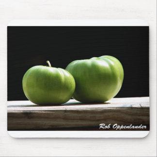 Green Tomatos Mouse Pad