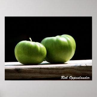 Green Tomatos Poster