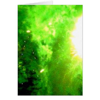 Green tonterías felicitación