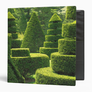 Green Topiary - Binder