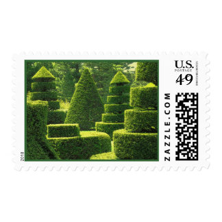 Green Topiary - Postage #1