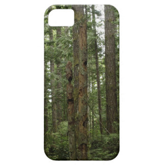 Green Totem Tree Forest Nature Scene iPhone 5 Cover