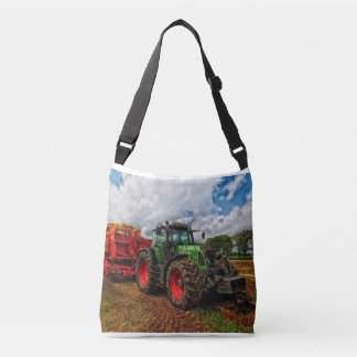 Green Tractor & Grain mixer body bag