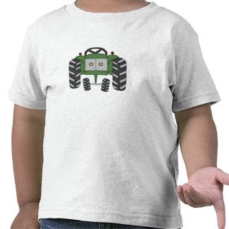 Green Tractor Tee Shirt