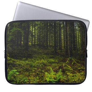 Green travelled Estonian Computer Sleeve