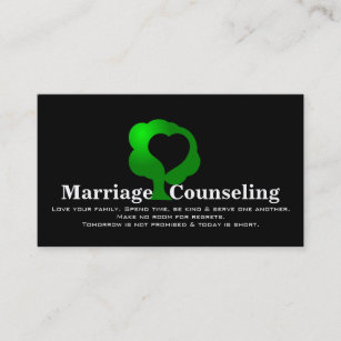 Life coach spiritual counseling business cards templates zazzle green tree family counseling life coach spiritual business card colourmoves