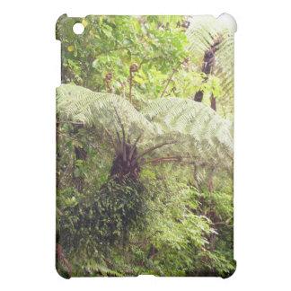 Green Tree Fern iPad Mini Cover