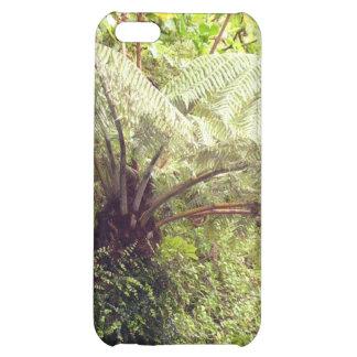 Green Tree Fern iPhone 5C Covers