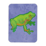 Green Tree Frog Magnet