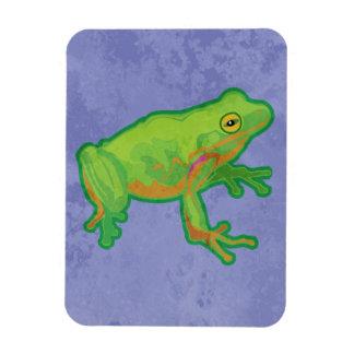 Green Tree Frog Magnet