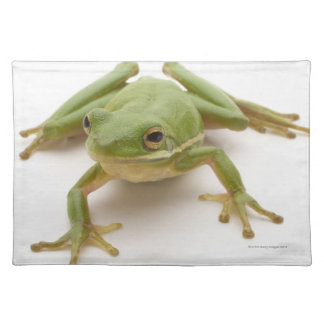 Green Tree Frog Placemat