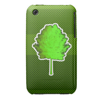 Green Tree iPhone 3/3g Case iPhone 3 Case-Mate Case