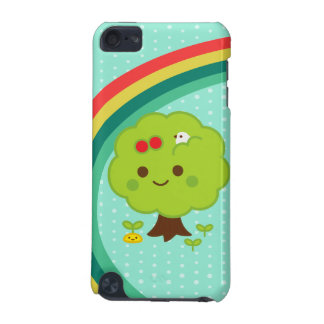 Green Tree Sprouts iPod Touch 5G Cases