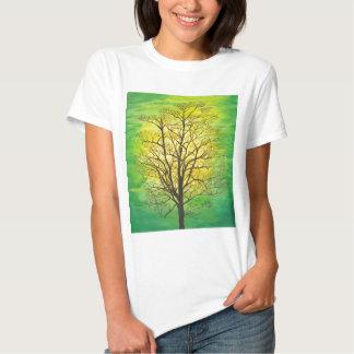 Green Tree T-shirts