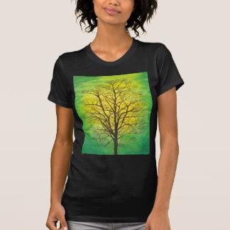 Green Tree Tee Shirts