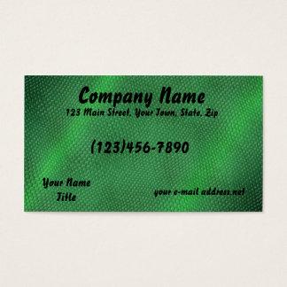 Green Tree Vine Snake Business Card