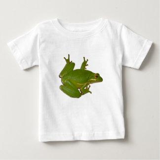 Green Treefrog Baby T-Shirt