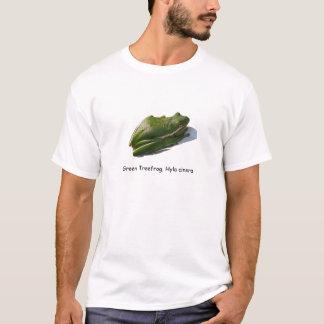 Green Treefrog, Hyla cinera T-Shirt