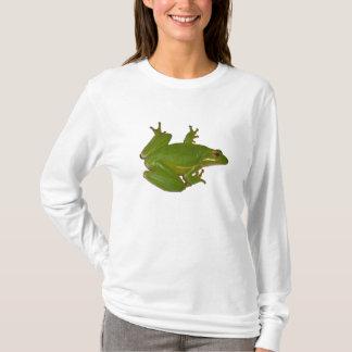 Green Treefrog Women's T-Shirt
