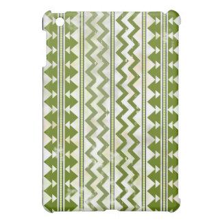 Green Tribal Inspired iPad Mini Case