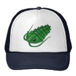 Green Trilobite Hat