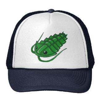Green Trilobite Trucker Hat
