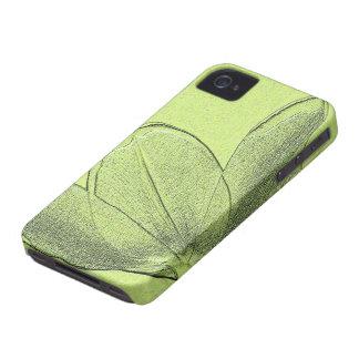 Green Tulip Case-Mate iPhone 4 Case